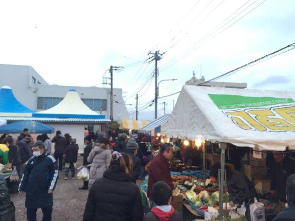 三浦の朝市