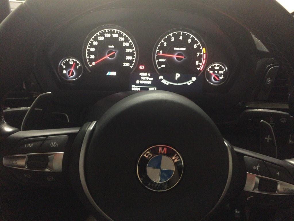BMWフロントパネル