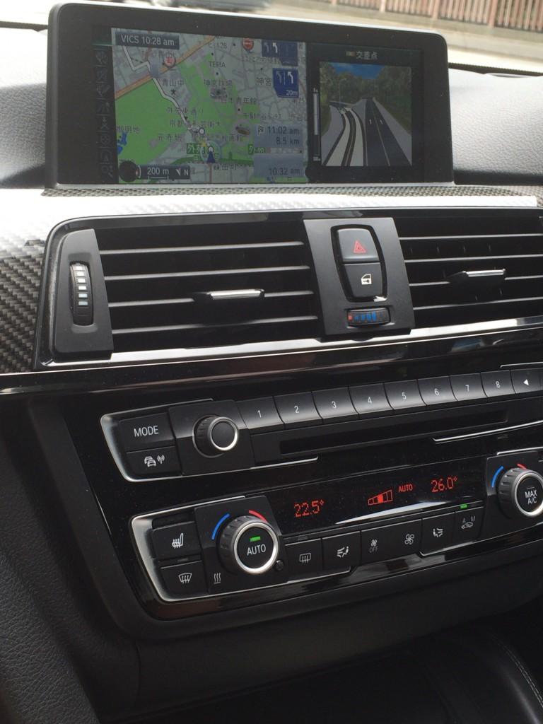 BMW内装