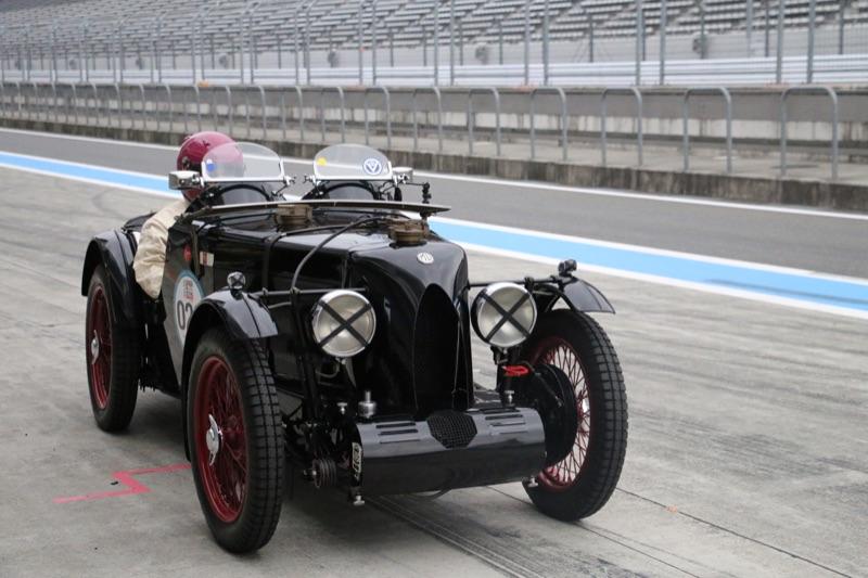 MG 1930年代の車