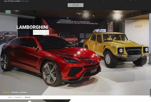 Lamborghini Museum   Lamborghini.Com