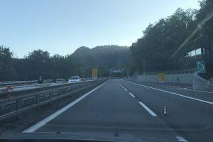 イタリアの高速道路