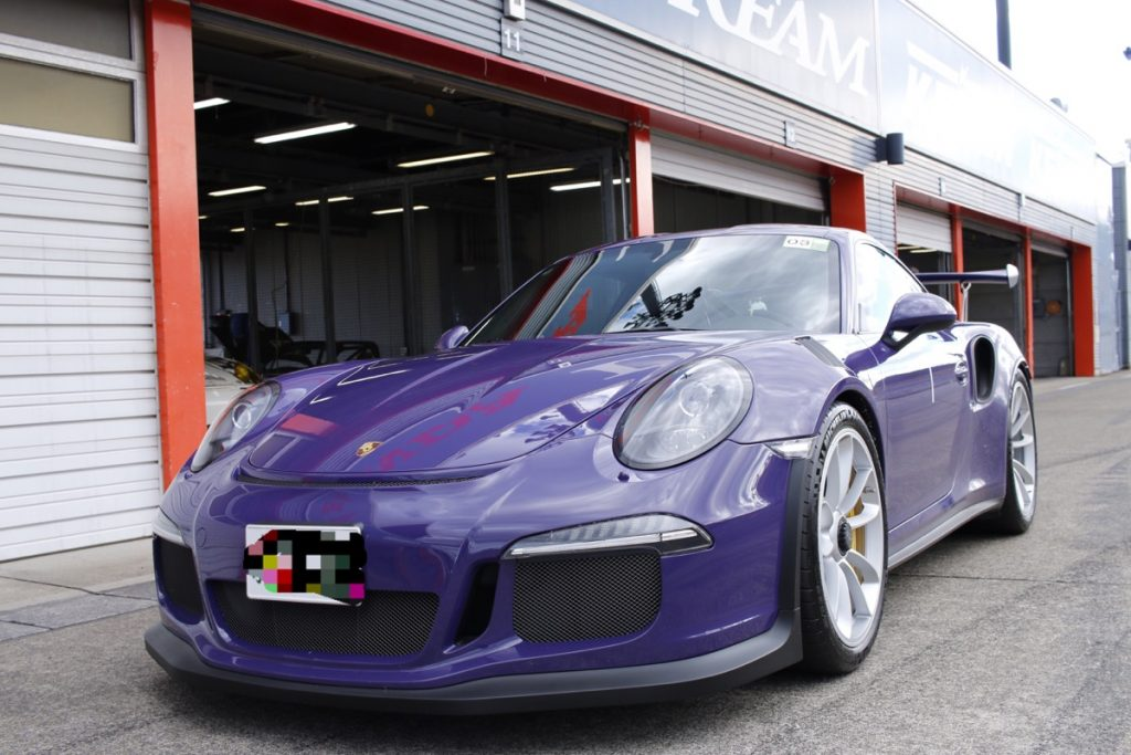 ポルシェ GT3RS画像