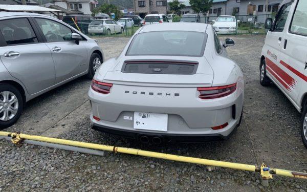 ポルシェ新型GT3